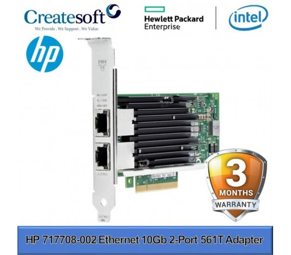 HP Ethernet 2-port Adapter